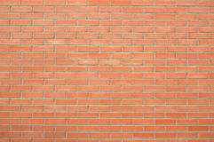 a sample of the brickwork surface Royalty Free Stock Photo