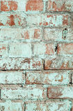 a sample of the brickwork surface Stock Photo