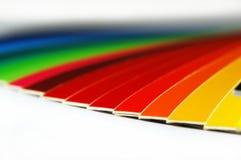 Sample Foil Stock Photo