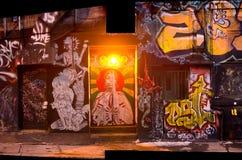Under Pressure Graffiti Festival 2012 - 1 Stock Photography