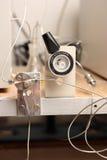 Sample injector Stock Photos