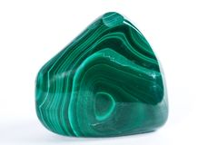 Sample minarala malachite Royalty Free Stock Image
