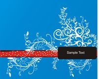 Sample Text. A Sample Text vector Frame Royalty Free Stock Images