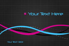 Sample Text Abstract Royalty Free Stock Images