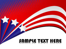 Sample text background Stock Image