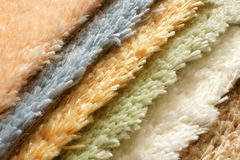 Samples of collection carpet Royalty Free Stock Photo