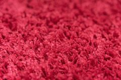 Samples of color a carpet covering stock image