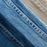 Samples of denim Stock Images