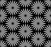 Samples flower pattern Royalty Free Stock Images