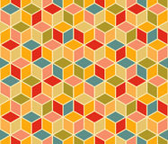 Samples geometric pattern Royalty Free Stock Photography