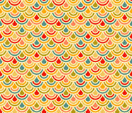 Samples geometric pattern Royalty Free Stock Images