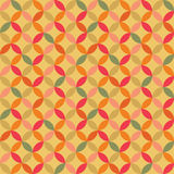Samples geometric pattern Royalty Free Stock Image