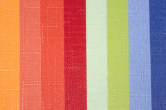 Samples of roller blinds Royalty Free Stock Images