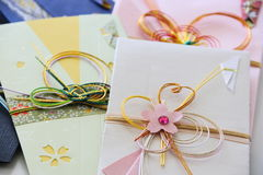 Sampling of Japanese Money Envelopes