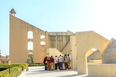 Samrat Yantra στο Jaipur Στοκ φωτογραφίες με δικαίωμα ελεύθερης χρήσης