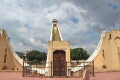 Samrat Yantra. Στοκ Φωτογραφίες