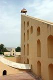 Samrat Yantra in Jantar Mantar, Jaipur Lizenzfreie Stockbilder