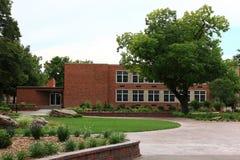 Sams Hall der schöner Künste KWU Stockbilder