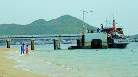 Samsarn-Insel Lizenzfreies Stockfoto