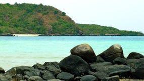 Samsarn wyspa Zdjęcia Stock