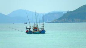 Samsarn wyspa Zdjęcie Royalty Free