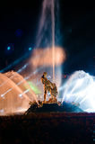 Samson fountain at Petergof, Russia Stock Image