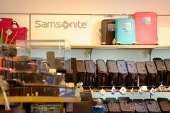 Samsonite Stock Photo
