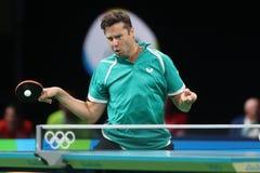 Samsonov Vladimir at the Olympic Games in Rio 2016. Royalty Free Stock Image
