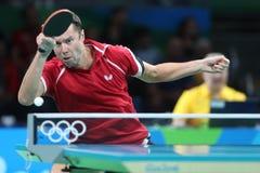 Samsonov Vladimir at the Olympic Games in Rio 2016. Royalty Free Stock Photography