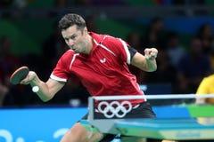 Samsonov Vladimir at the Olympic Games in Rio 2016. Royalty Free Stock Photos