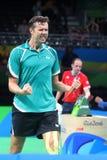 Samsonov Vladimir at the Olympic Games in Rio 2016. Royalty Free Stock Photo