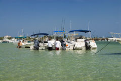 Samstag-Insel Stockfotos