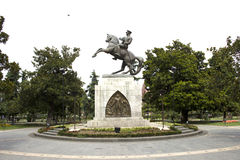 Samsun Mustafa Kemal Ataturk Statue Imagens de Stock