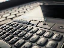 Samsung знонит по телефону Стоковое Изображение