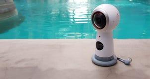 Samsung alinha a câmera 360 Imagens de Stock Royalty Free