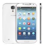 Samsung galaktyka S4 fotografia stock