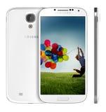 Samsung galaktyka S4 zdjęcie royalty free