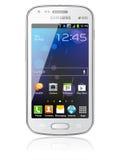 Samsung galax Royaltyfri Bild