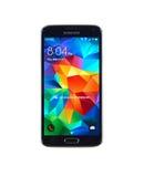 Samsung galax S5 Arkivfoto