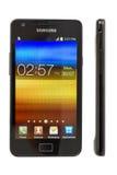 Samsung galaxSII Arkivbilder