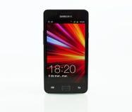 Samsung Galaxy 2 Stock Image