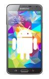 Samsung galaxy Royalty Free Stock Photo