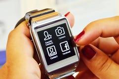 Samsung Galaxy Gear Stock Image
