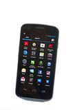 Samsung Galaxy Nexus Royalty Free Stock Photography