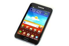 Samsung Galaxy Note Royalty Free Stock Images