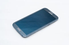 Samsung galaxy note 2 Stock Photography