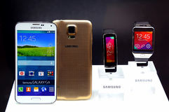 Samsung galaxy s5 Royalty Free Stock Photography