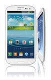 SAMSUNG GALAXY S3 Stock Photography