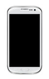 SAMSUNG GALAXY S3 WHITE royalty free illustration