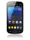 Samsung-Melkweg Royalty-vrije Stock Foto